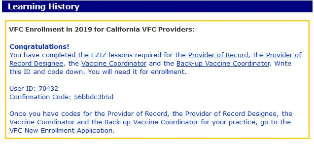Becoming a VFC Provider – California Vaccines for Children (VFC)